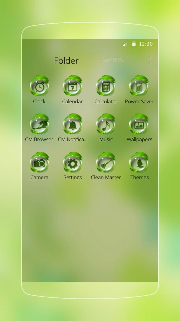 Dynamic Greens Active Spring for Android - APK Download