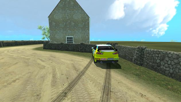 Rally Driver apk screenshot