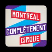 Montréal Complètement Cirque icon