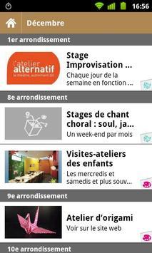 Creative Paris screenshot 4