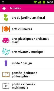 Creative Paris screenshot 1