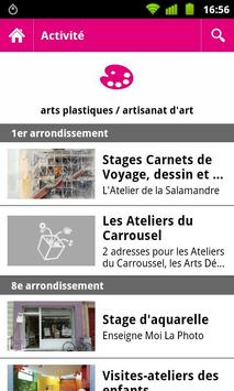 Creative Paris screenshot 2