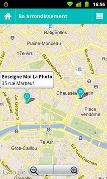 Creative Paris screenshot 3