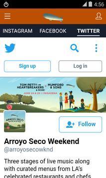 Arroyo Seco Weekend screenshot 3