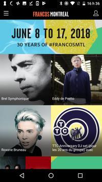 Francos de Montréal screenshot 1