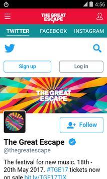 The Great Escape apk screenshot