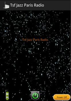 Tsf Jazz Paris Radio poster