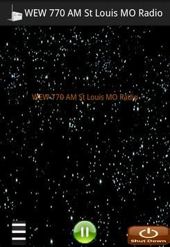 WEW 770 AM St Louis MO Radio apk screenshot