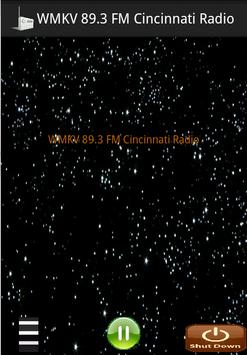 WMKV 89.3 FM Cincinnati Radio apk screenshot