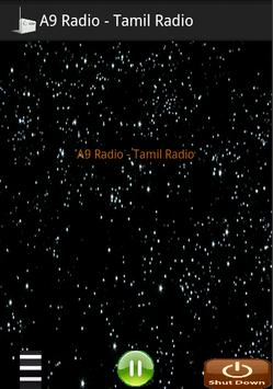 A9 Radio - Tamil Radio! screenshot 1