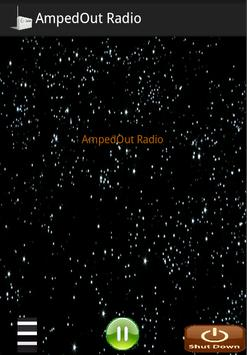 AmpedOut Radio poster