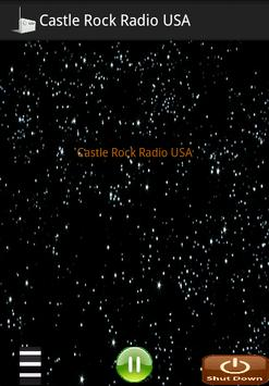Castle Rock Radio USA poster