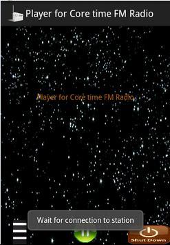 Player for Core time FM Radio apk screenshot