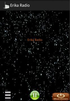 Erika Radio poster