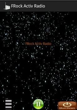 FRock Activ Radio poster