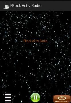 FRock Activ Radio screenshot 1