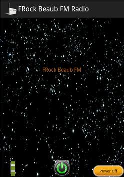 FRock Beaub FM Radio poster