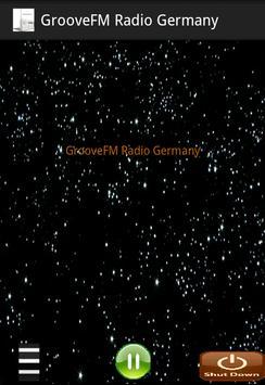 GrooveFM Radio Germany poster