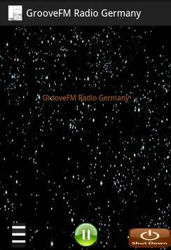 GrooveFM Radio Germany screenshot 1