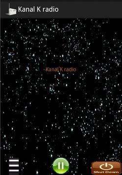 Kanal K Radio poster