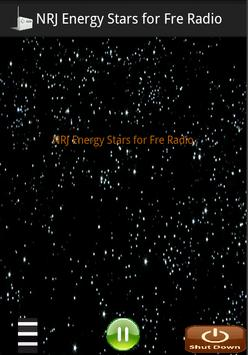 NRJ Energy Stars for Fre Radio apk screenshot