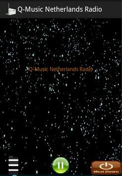 Q-Music Netherlands Radio poster