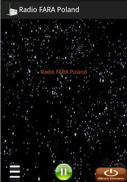 Radio FARA Poland poster