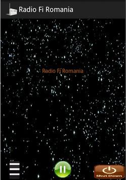 Radio Fi Romania screenshot 1