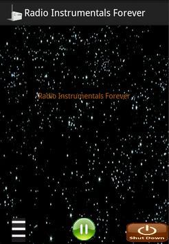 Radio Instrumentals Forever apk screenshot
