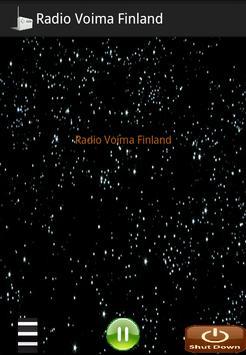 Radio Voima Finland poster