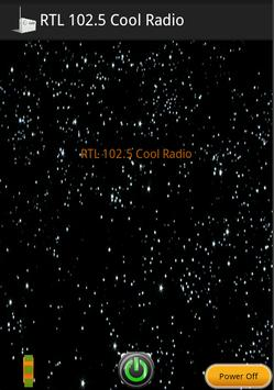 RTL 102.5 Cool Radio poster