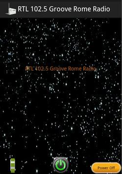 RTL 102.5 Groove Rome Radio poster