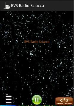 RVS Radio Sciacca poster