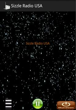Sizzle Radio USA poster