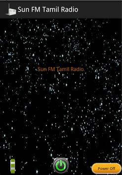 Tamil Sun FM Radio poster