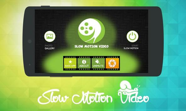 Slow Motion Camera poster