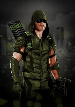 Green Arrow Wallpaper Injustice Poster
