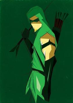 Green Arrow Wallpaper Injustice Poster Apk Screenshot
