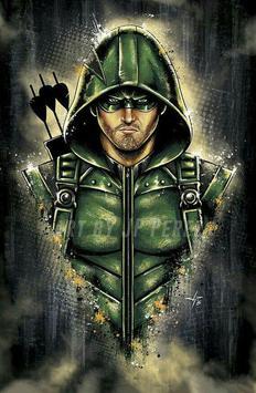 Green Arrow Wallpaper Injustice Apk Screenshot