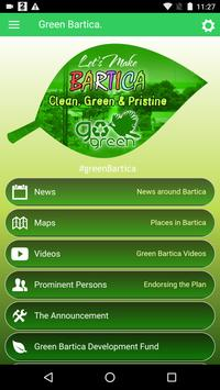 Green Bartica apk screenshot