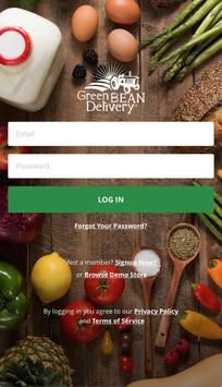 GreenBEAN poster