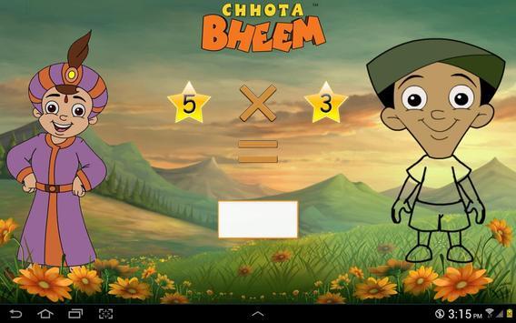 Fun Math with Chhota Bheem screenshot 4