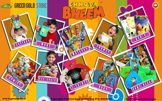 Chhota Bheem and Damyaan screenshot 3