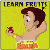 Learn Fruits with Bheem icon