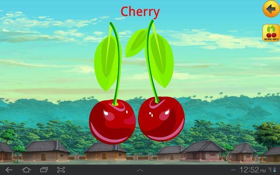 Learn Fruits with Bheem apk screenshot