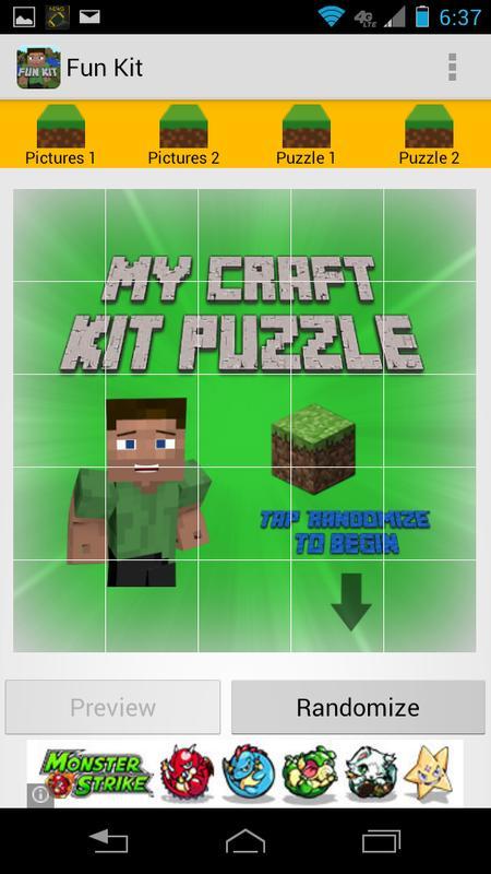 My Craft Spiele