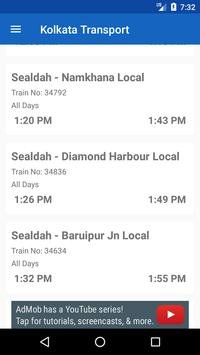 Kolkata Transport apk screenshot