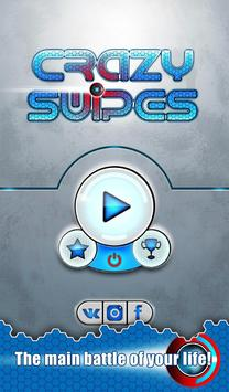 Crazy Swipes (Run or Die). FREE screenshot 5