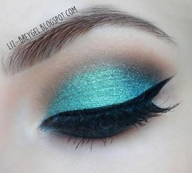 Green Eye Makeup Tutorials screenshot 2