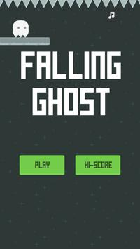 Falling Ghost poster